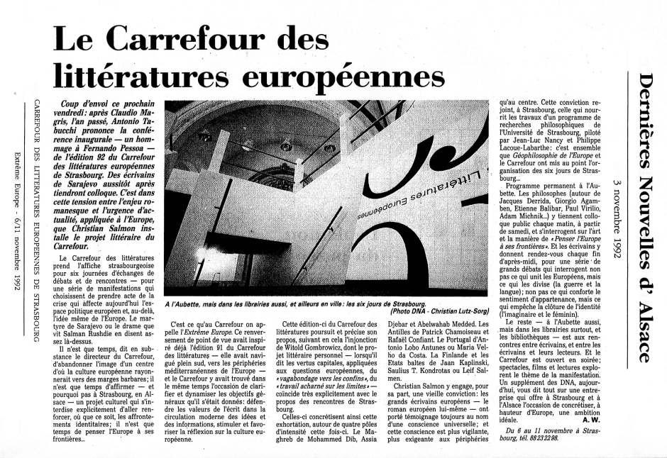 carrefour-littérature-article