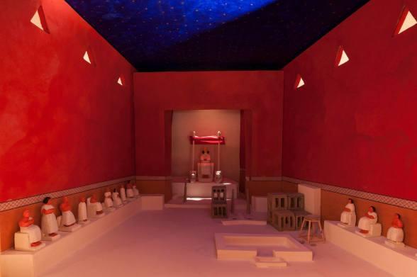 Assur Temple Ishtar Restitution